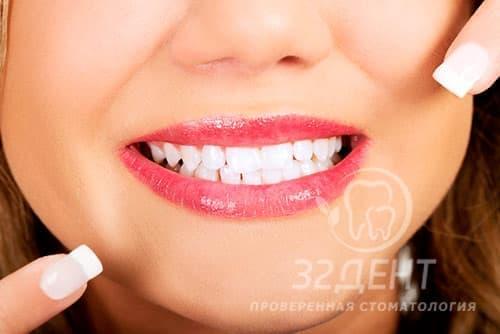 Можно отбелить зубы если они нарощенные