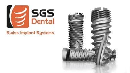 Безупречное качество имплантов SGS из Швейцарии
